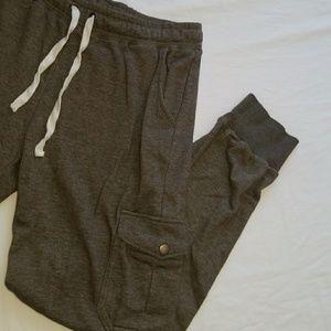 ARDENE Khaki Cozy Sweatpants